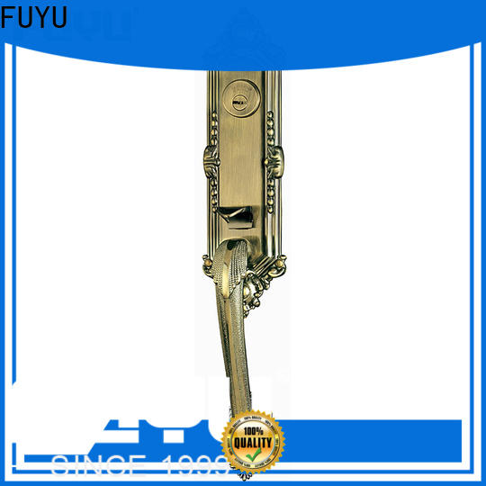 FUYU custom five lever lock meet your demands for indoor