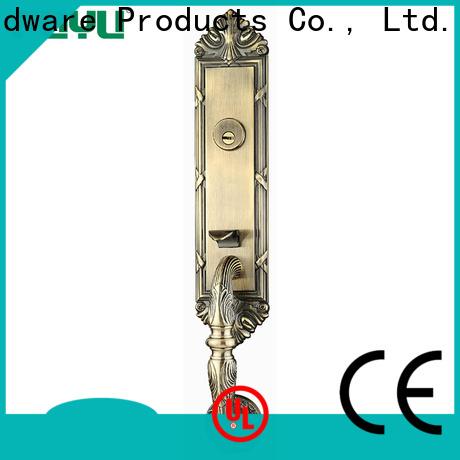 FUYU quantity customized zinc alloy door lock on sale for entry door