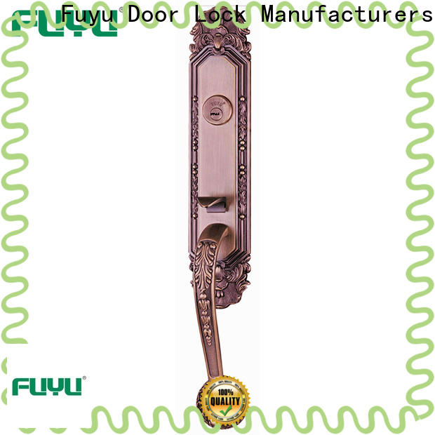 custom customized zinc alloy door lock european meet your demands for mall