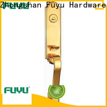 FUYU exterior five lever lock meet your demands for mall