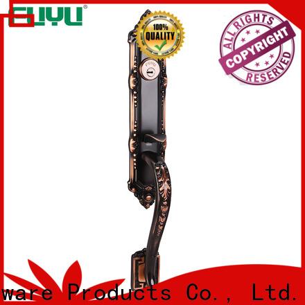 FUYU high -tech brass lock meet your demands for mall