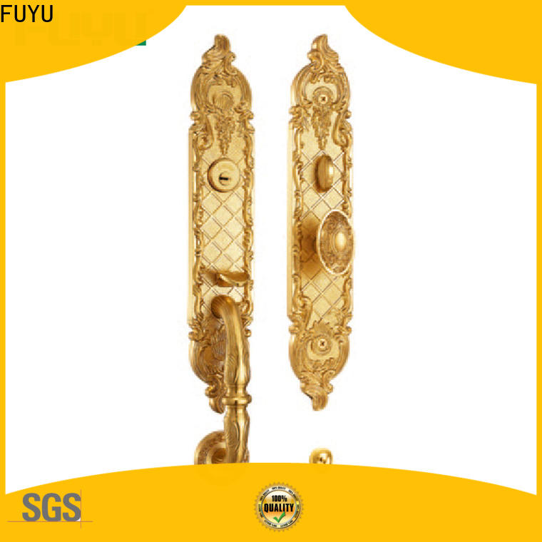 FUYU online brass mortice lock on sale for mall