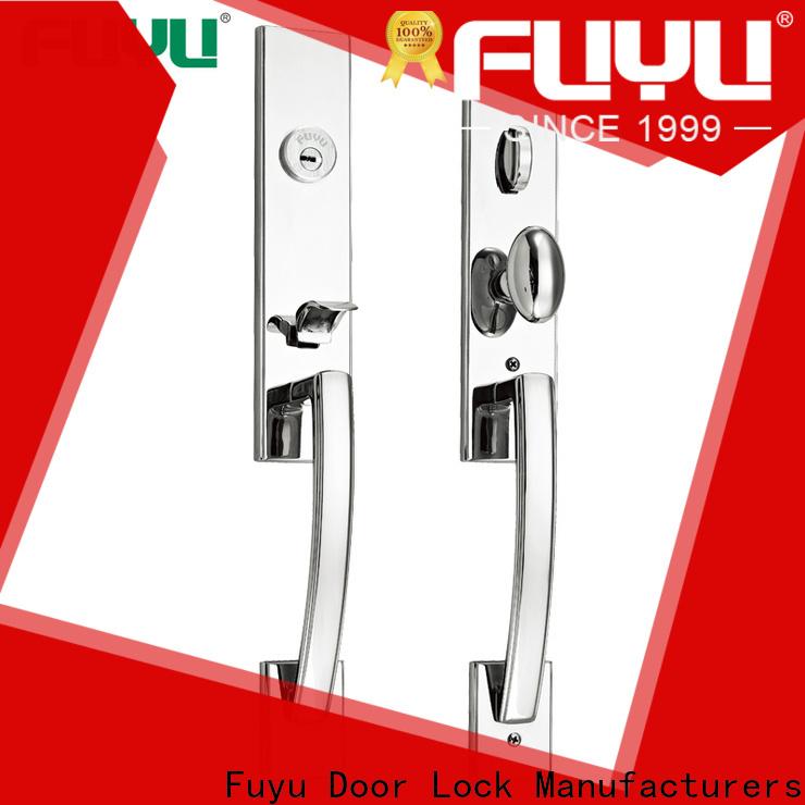 FUYU two office door lock extremely security for wooden door