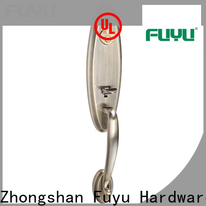 FUYU top home door locks with latch for shop