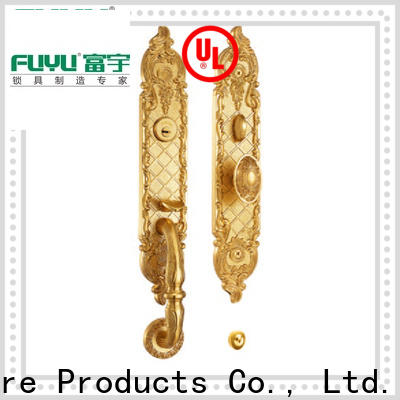 FUYU quality best door locks supplier for residential