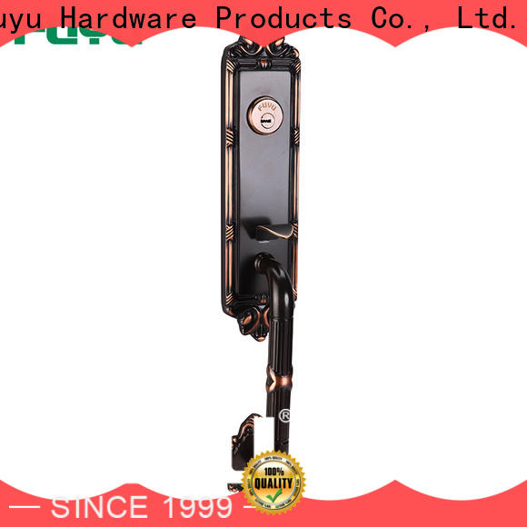FUYU high security residential doors manufacturer for home