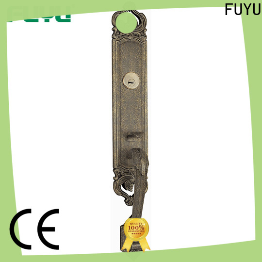 FUYU multipoint lock supplier for wooden door