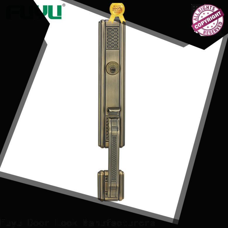 FUYU oem internal door locks supplier for mall