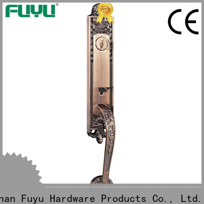 FUYU quality best door locks supplier for entry door