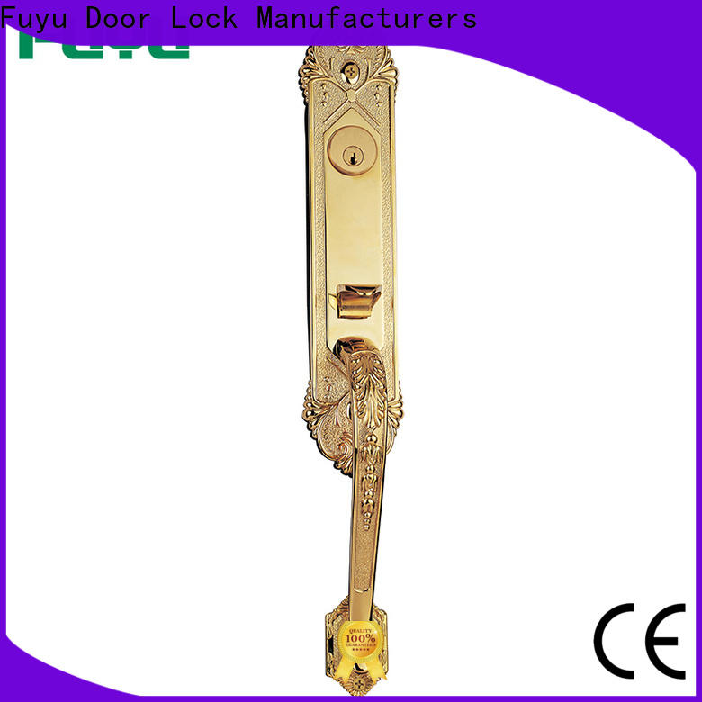 high security high security door locks supplier for residential