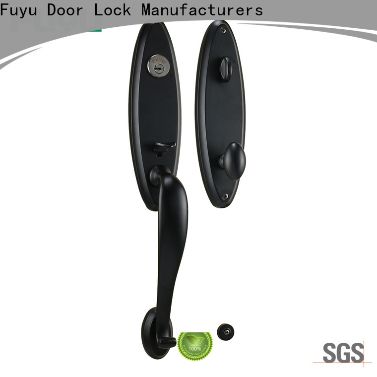 FUYU oem american door lock supplier for home