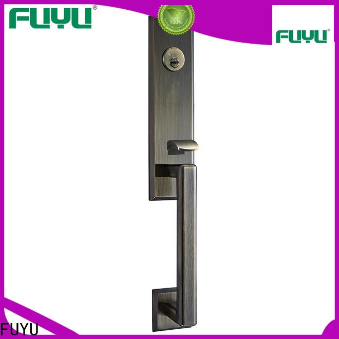 FUYU oem high security door locks supplier for mall