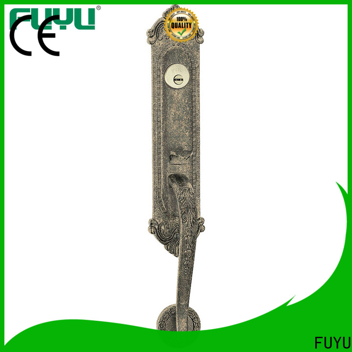 FUYU high security door locks supplier for shop