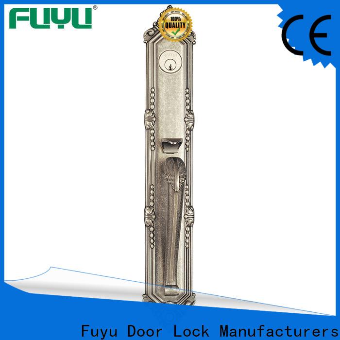 FUYU quality zinc alloy lock meet your demands for indoor