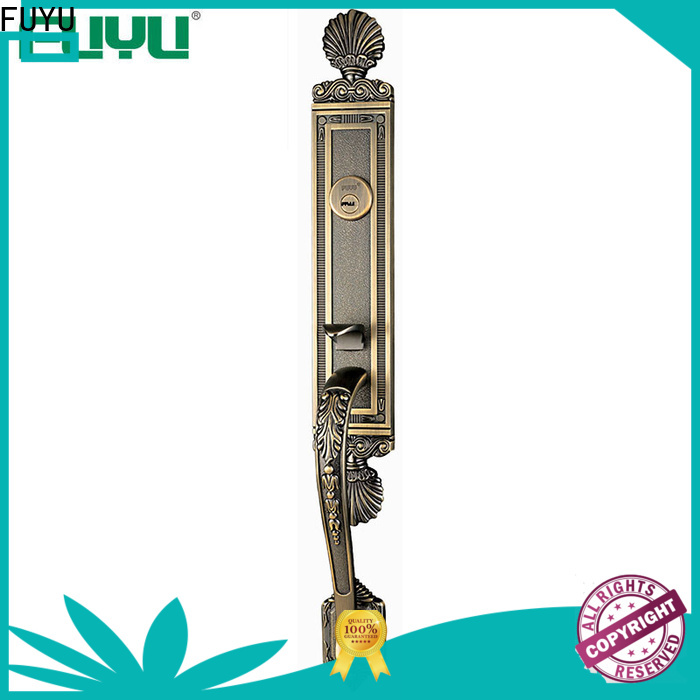 FUYU multipoint lock supplier for shop