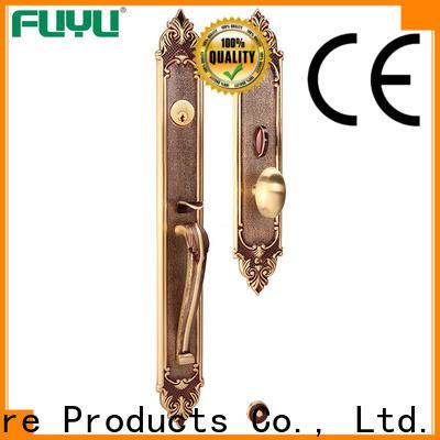 online brass door knob with lock brass on sale for wooden door