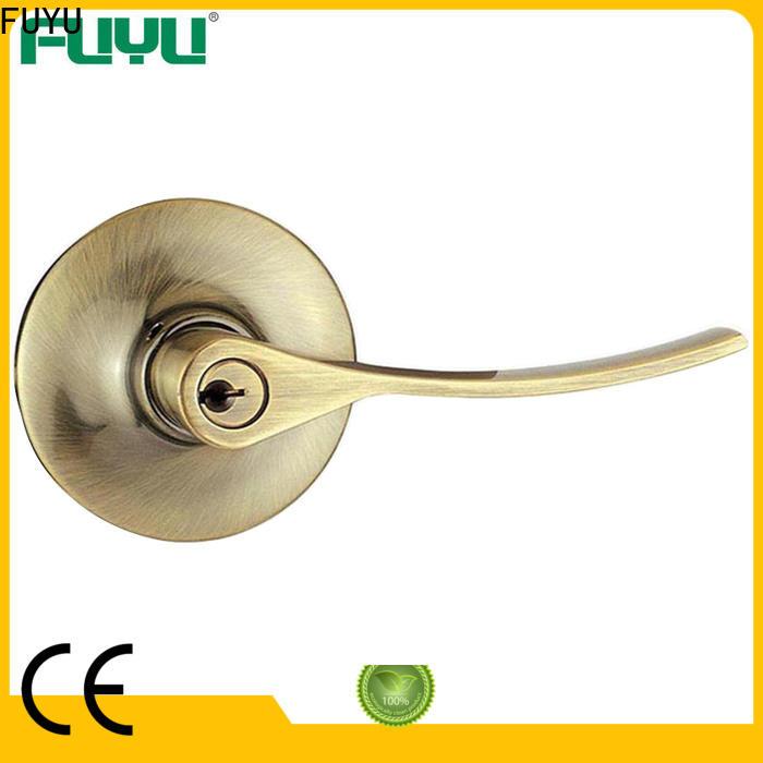 FUYU color five lever lock meet your demands for shop