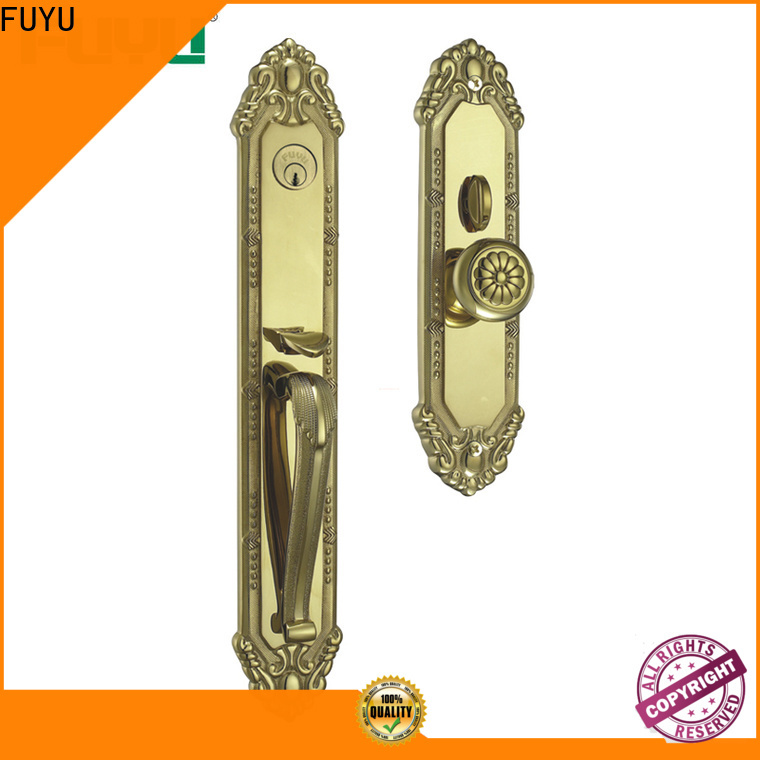quality grip handle door lock manufacturer for mall