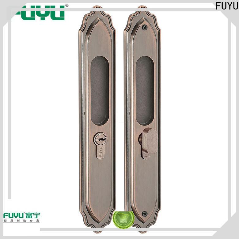 exterior sliding door security lock manufacturer for home