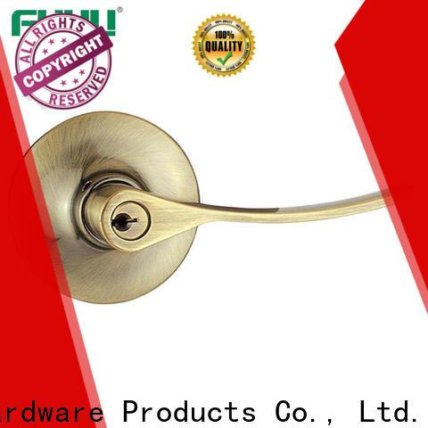 FUYU high security bedroom door lock on sale for wooden door
