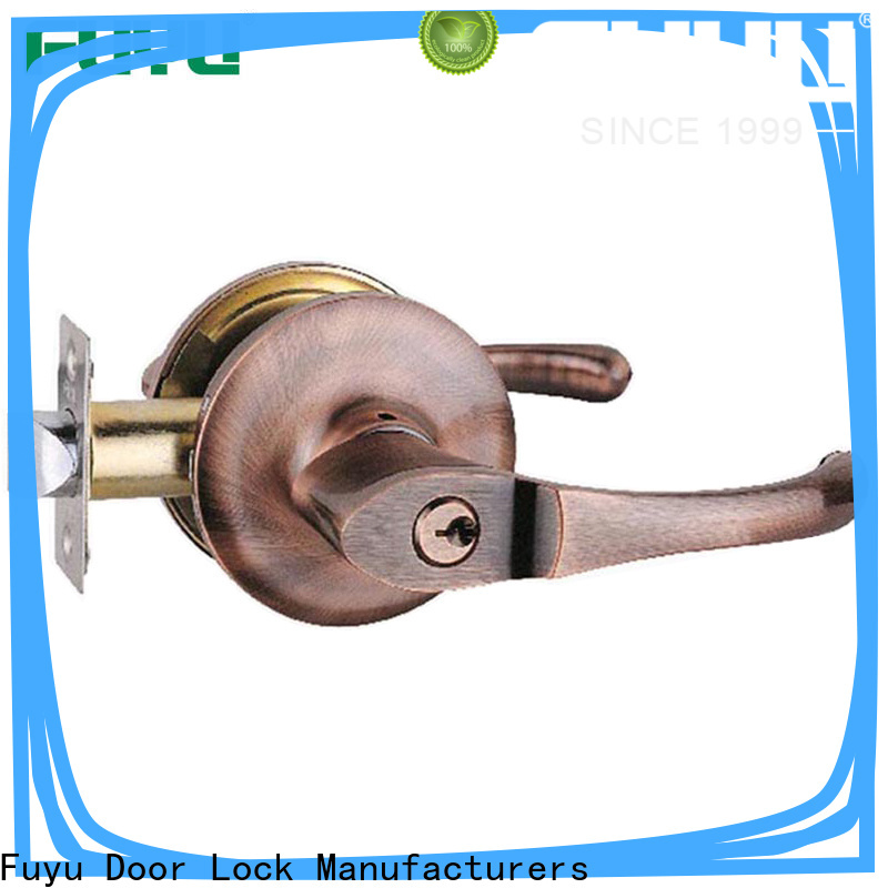 FUYU plate 5 lever lock on sale for entry door