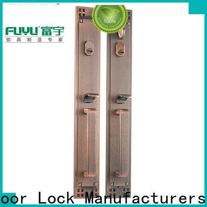 FUYU oem door handle lock meet your demands for shop