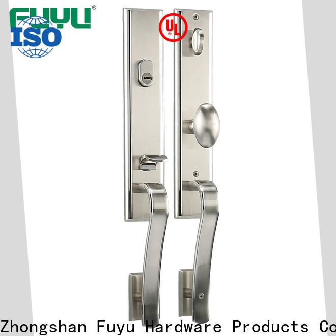 FUYU high security american door lock supplier for wooden door