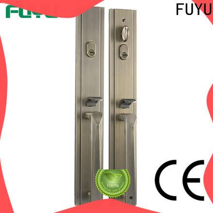 FUYU year custom zinc alloy door lock meet your demands for mall