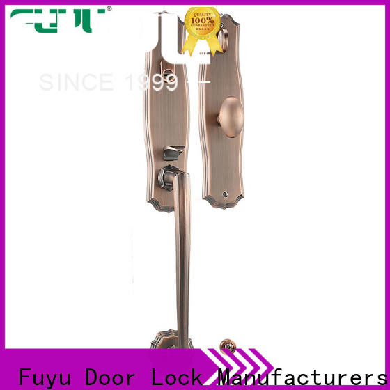 FUYU custom american door lock manufacturer for mall
