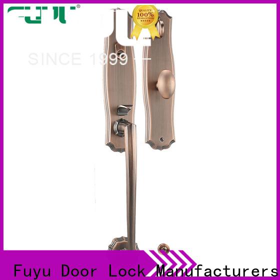FUYU custom american door lock manufacturer for mall