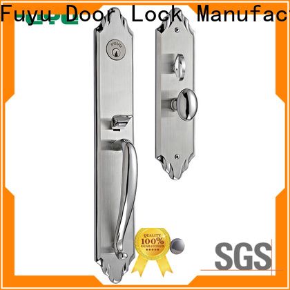 FUYU quality modern door locks on sale for shop