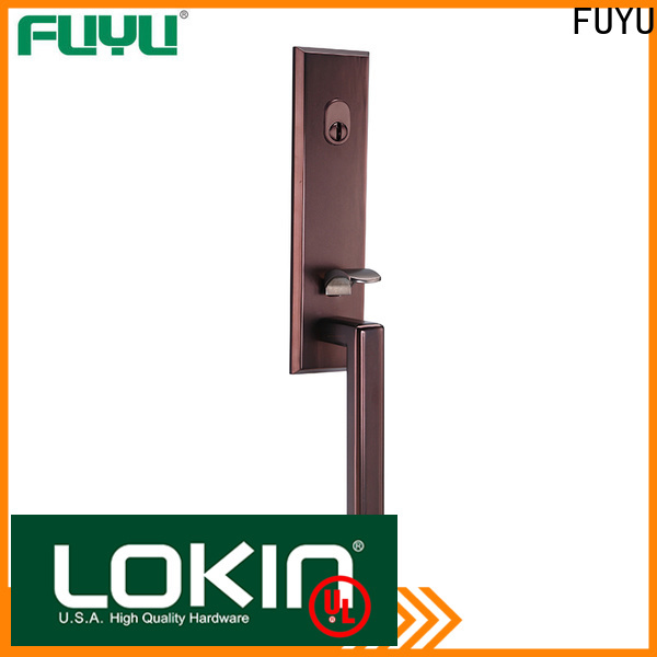 FUYU custom internal door locks supplier for residential