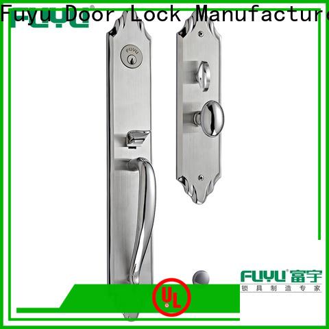 FUYU best grip handle door lock for sale for home