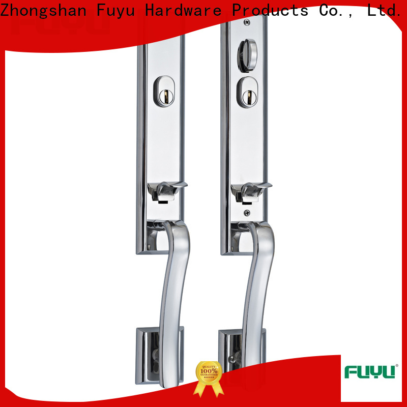 FUYU high security high security door locks supplier for mall