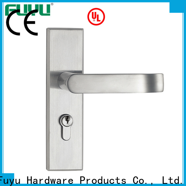 FUYU stronge indoor lock key with international standard for residential