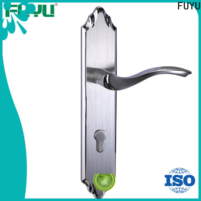 quality stainless steel security door lock lock on sale for shop