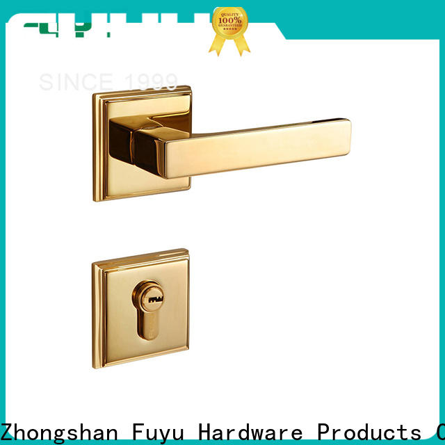FUYU best antique door lock manufacturer for home