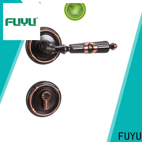 FUYU latch five lever mortice lock meet your demands for residential