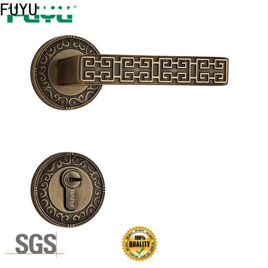 FUYU commercial door locks supplier for toilet