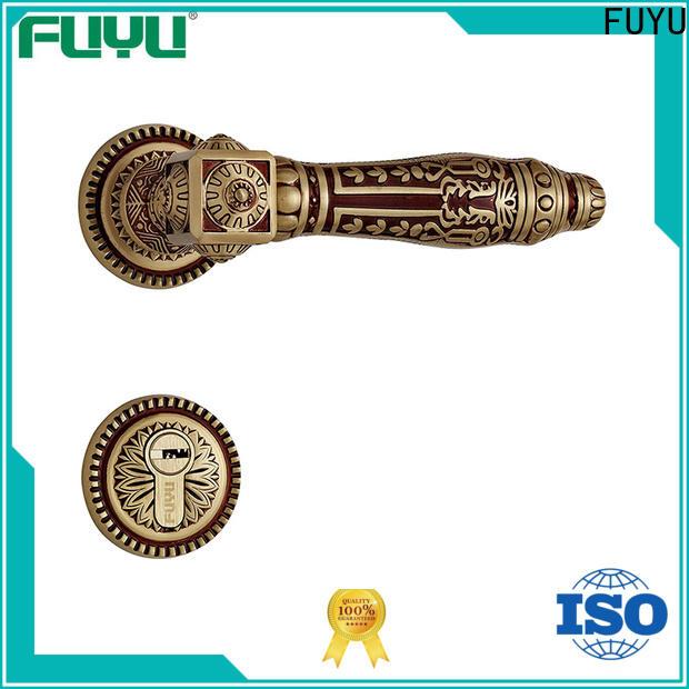 FUYU high security mortise locks meet your demands for wooden door