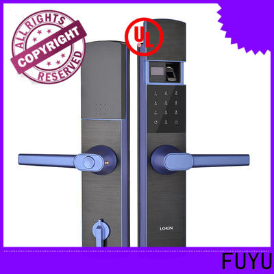 FUYU best smart door lock extremely security for gate