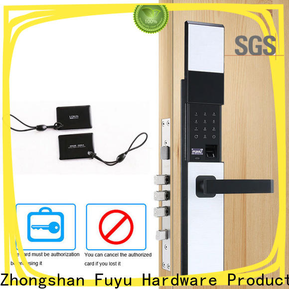 high security smart entry door locks for gate