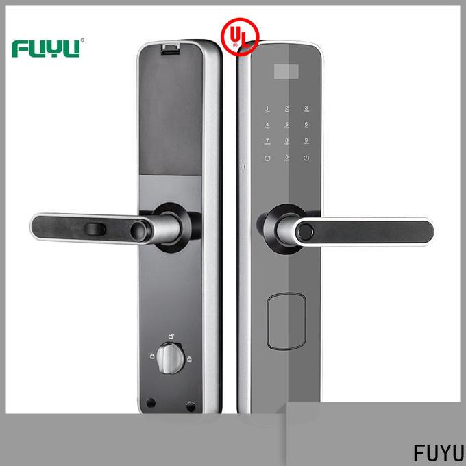 high tech digital keypad door lock manufacturer for mall
