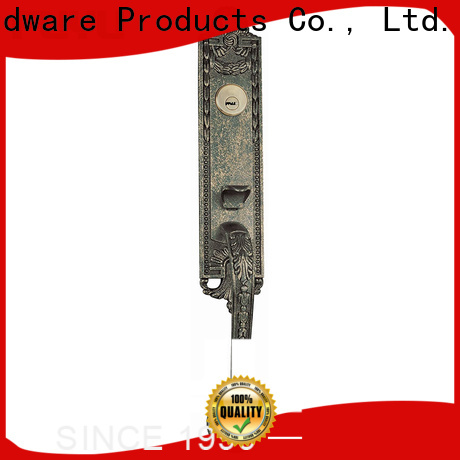 FUYU color custom zinc alloy door lock meet your demands for mall