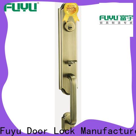FUYU online zinc alloy door lock for wooden door meet your demands for shop
