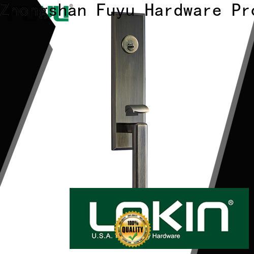 high security gate door lock dubai with latch for entry door