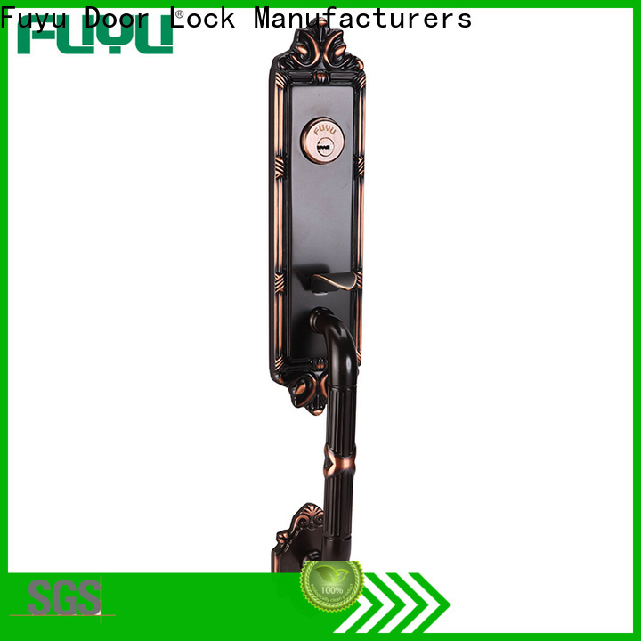 FUYU online five lever mortice lock meet your demands for home