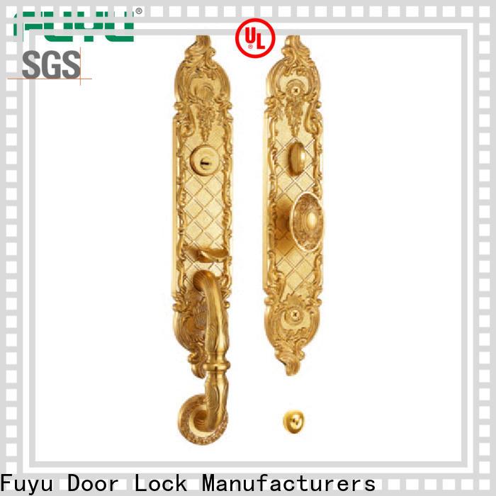 oem bronze door lock lifetime with latch for home