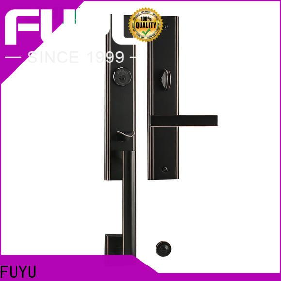 FUYU durable 5 lever door lock on sale for wooden door