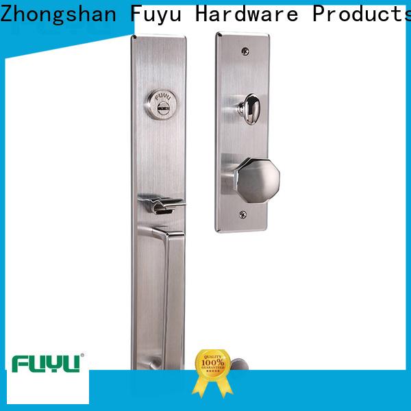 durable stainless steel handle door locks knob on sale for wooden door